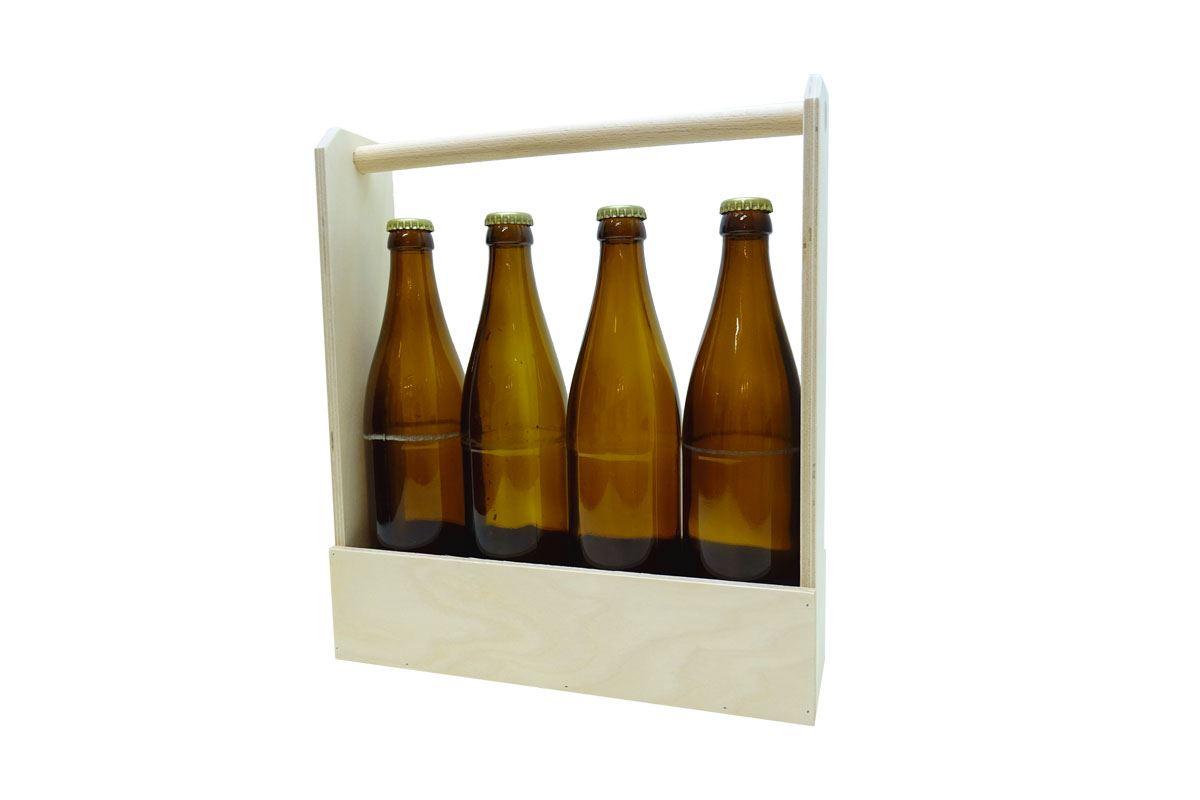4er Bierträger für 0,5 Liter